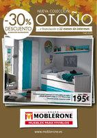 Ofertas de Moblerone, Otoño 2014