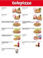 Ofertas de Telepizza, Ofertas