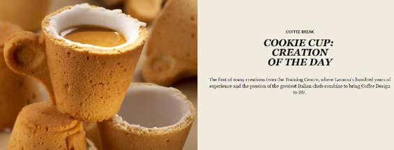 Ofertas de Il Caffè Di Roma, Cookie Cup