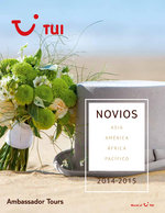 Ofertas de Linea Tours, Novios 2014/15