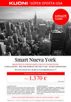 Ofertas de Kuoni, Smart Nueva York