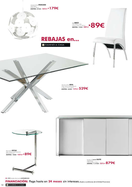 Comprar mesa auxiliar barato en madrid ofertia - Camino a casa outlet ...