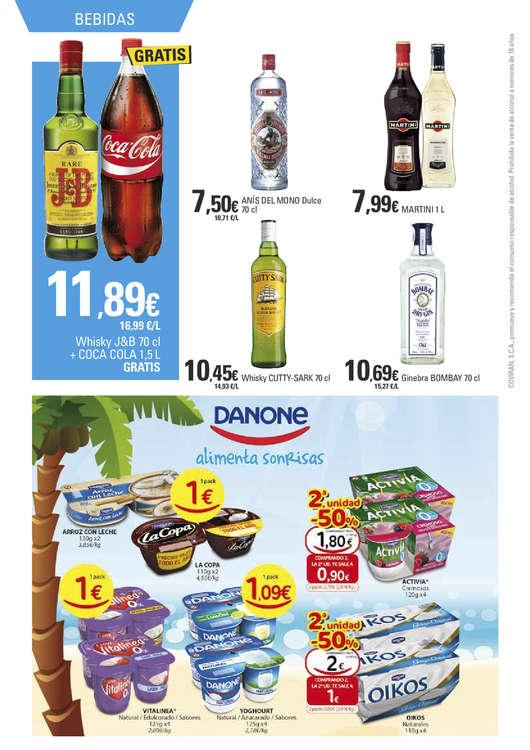 Ofertas de Supermercados Covirán, Las mejores ofertas para la vuelta