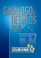 Ofertas de Euronics, Catálogo de regalos