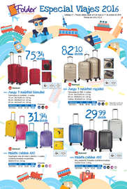 Especial viajes 2016