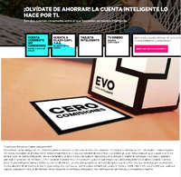EVO Cuenta inteligente