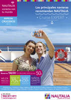 Ofertas de Nautalia, Especial Cruceros 2015