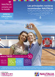 Especial Cruceros 2015