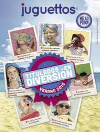 Titulados en diversión - Verano 2015