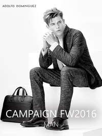 Man Campaign FW 2016