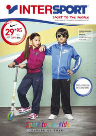 Sport to the kids. Vuelta al cole