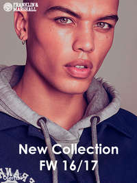 New Man Collection. FW 16-17