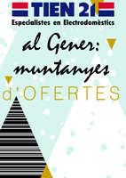 Ofertas de Tien21, Al Gener: muntanyes d'ofertes