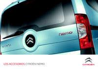 Accesorios Citroën Nemo