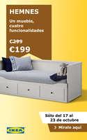 Ofertas de IKEA, Un mueble, cuatro funcionalidades