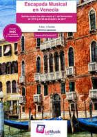 Ofertas de Barceló Viajes, Escapada musical en Venecia