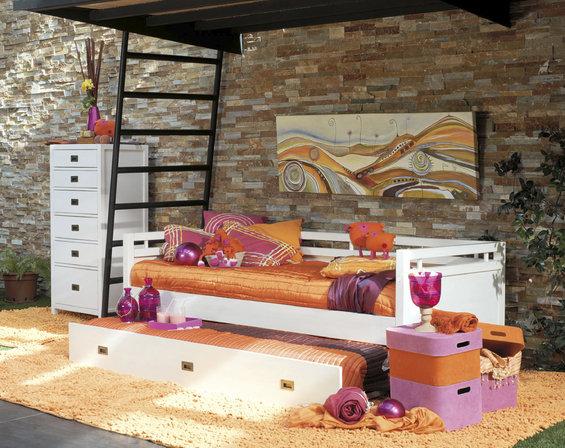 Comprar cama nido en castell de la plana cama nido - Muebles tuco castellon ...