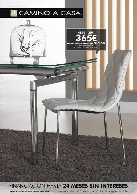 Comprar mesas extensible barato en madrid ofertia - Camino a casa outlet ...