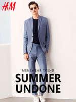 Ofertas de H&M, Summer Undone