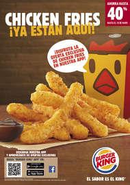 Chicken Fries y otros cupones