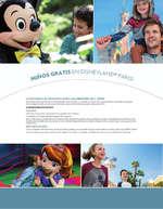 Ofertas de Barceló Viajes, Disneyland
