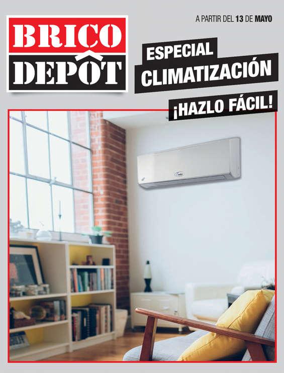 Ofertas de Bricodepot, Especial Climatización - Toledo
