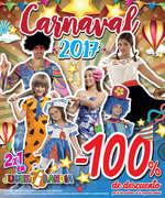 Ofertas de Juguetilandia, Carnaval 2017