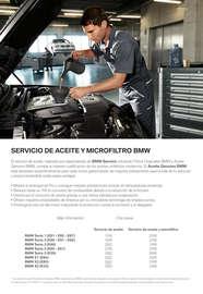 Servicios Posventa BMW Service