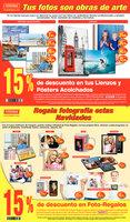 Ofertas de Fotoprix, Prepara ya tus regalos fotográficos
