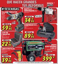Precios bajos que hacen grandes tus reformas - Viana