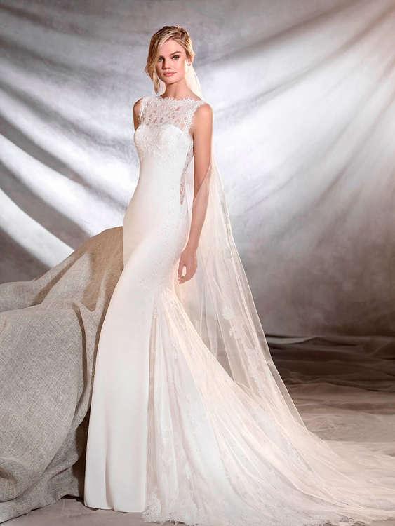 vestidos novia baranos granollers