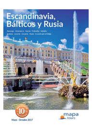 Escandinavia, Bálticos y Rúsia 2017