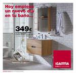 Ofertas de Gamma, Hoy empieza un nuevo día en tu baño...