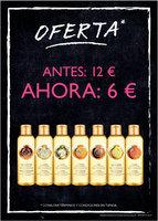 Ofertas de The Body Shop, Oferta Aceites