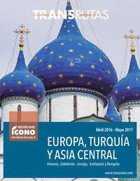 Europa, Turquía y Asia Central