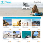 Ofertas de Carrefour Viajes, Tu hotel en la playa al mejor precio