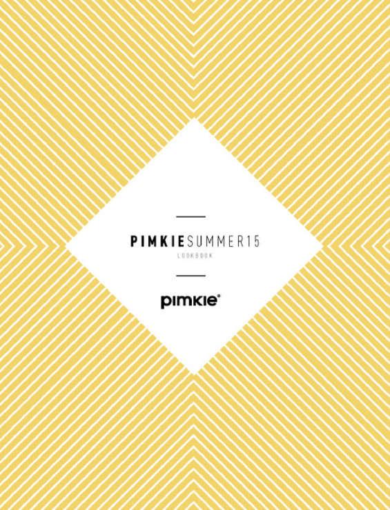 Ofertas de Pimkie, Lookbook summer 2015