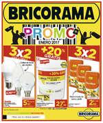 Ofertas de Bricorama, PROMO enero 2017