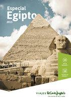 Ofertas de Viajes El Corte Inglés, Especial Egipto