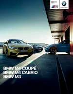 Ofertas de BMW, BMW M4 Coupé y Cabrio y M3