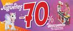 Ofertas de Juguetilandia, Miles de juguetes al 70% de descuento