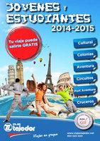 Ofertas de Viajes Tejedor, Jóvenes y Estudiantes 2014/15