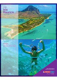 Isla Mauricio 2016