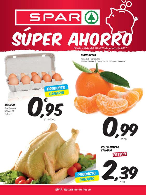 Ofertas de SPAR Gran Canaria, Súper ahorro