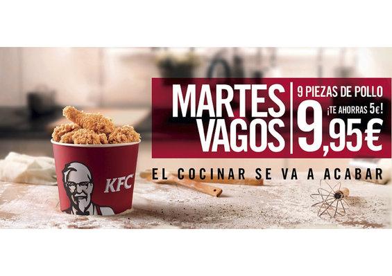 Ofertas de KFC, Novedades