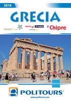Ofertas de Linea Tours, Grecia 2016