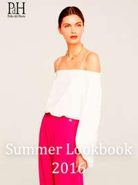 Summer Lookbook 2016