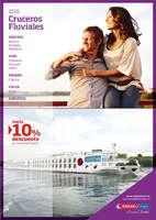 Ofertas de Eroski Viajes, Cruceros fluviales