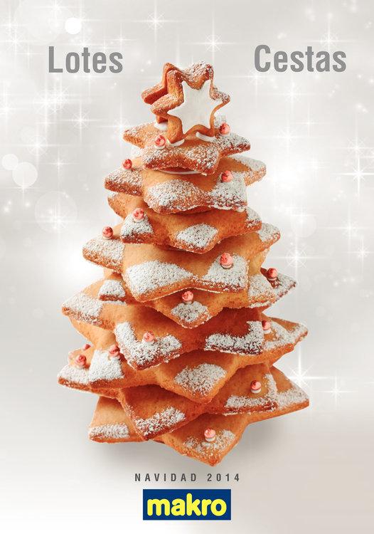 Ofertas de Makro, Especial Lotes y Cestas Navidad 2014