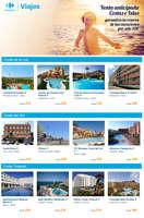 Ofertas de Carrefour Viajes, Venta anticipada Costas e Islas